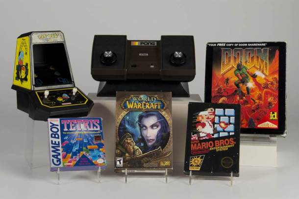 Video Game Hall of Fame | Class of 2015