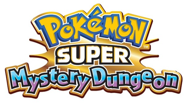 Pokemon Super Mystery Dungeon - Logo