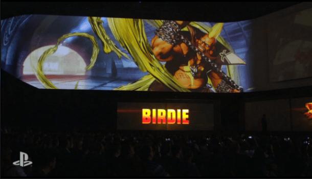 Street Fighter V | oprainfall