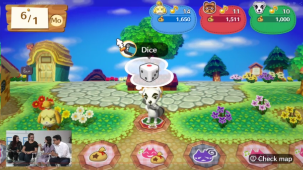 Animal Crossing: amiibo Festival | oprainfall