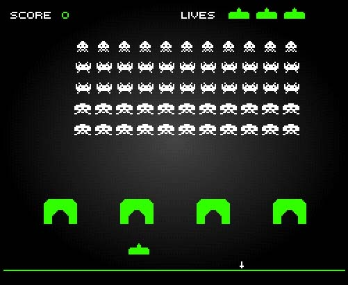 Video Game Hall of Fame | Space Invaders