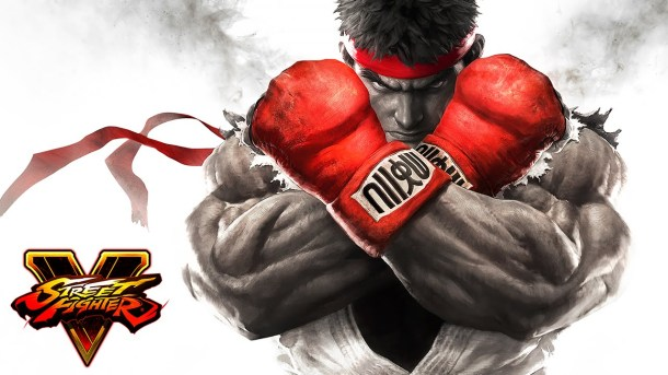 E3 2015 Sony PlayStation | Street Fighter V