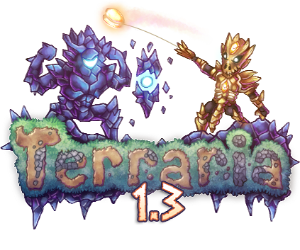Terraria 1.3 Banner