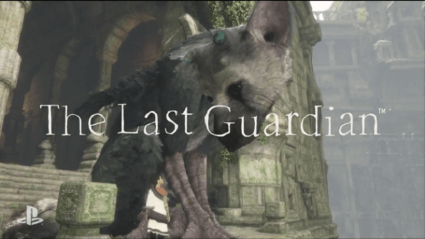 The Last  Guardian | oprainfall