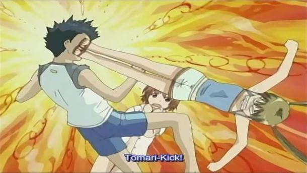 Kashimashi Girl Meets Girl | Tomari Kick