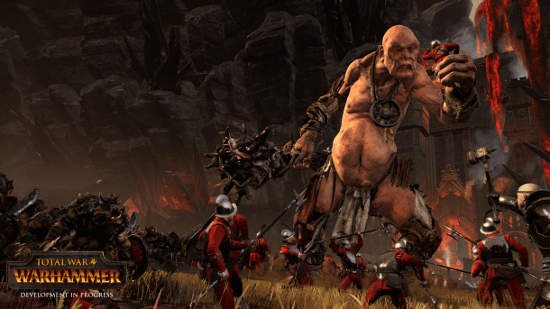 Total War: Warhammer - Giant