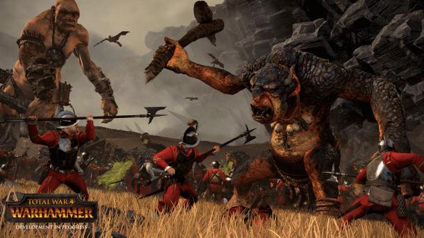 Total War: Warhammer - Trolls