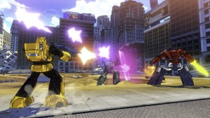 Transformers: Devastation 4