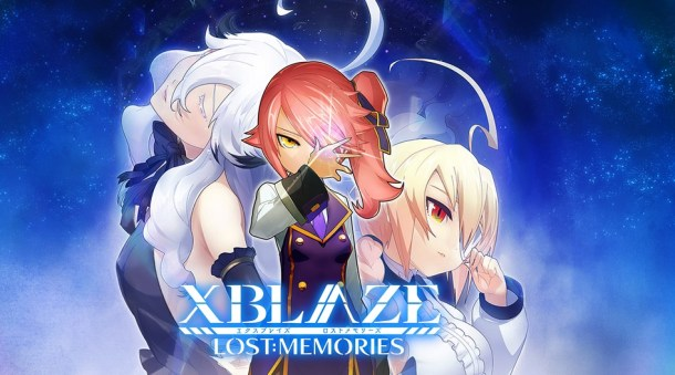 XBlaze Lost: Memories | oprainfall
