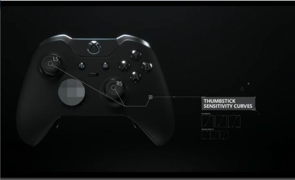 xbox e3 2015 elite controller xbox one