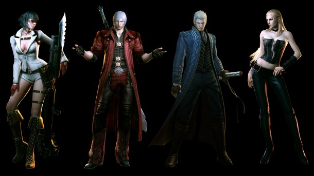 Devil May Cry | future top banner