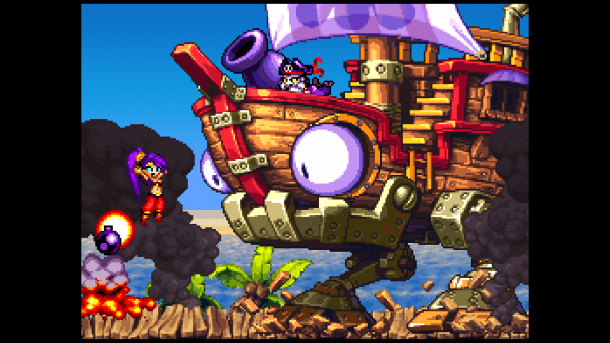Shantae Risky's Revenge