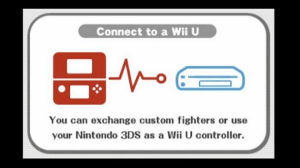 Super Smash Bros. - 3DS Connection