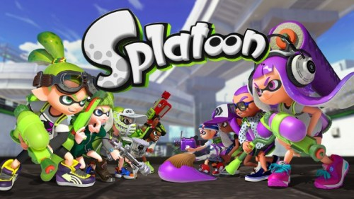Splatoon - Header