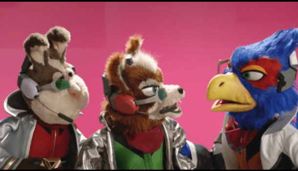 Star Fox - Muppets