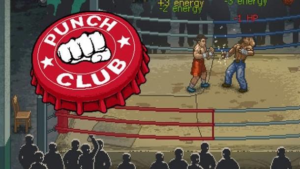 Punch Club | oprainfall