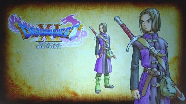 Dragon Quest XI | oprainfall