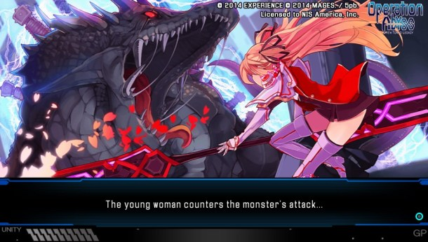 Operation Abyss: New Tokyo Legacy | Alice Against Variant