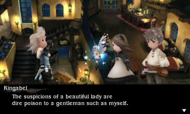 Bravely Default | Ringabel - Intro