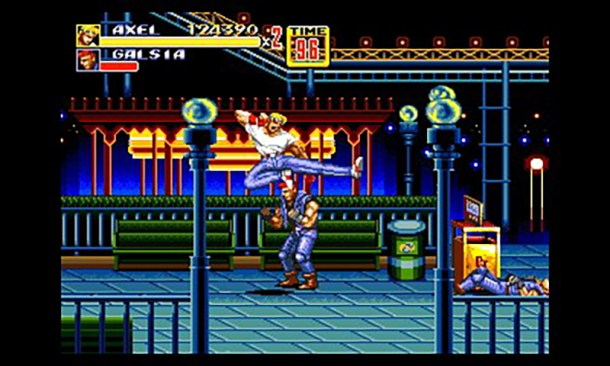 3D Streets of Rage 2 | oprainfall
