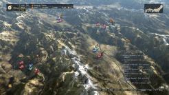 Nobunaga's Ambition: Sphere of Influence   Combat Mountain