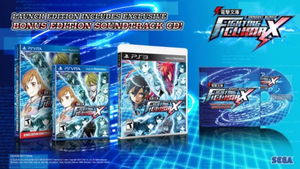 Dengeki Bunko: Fighting Climax - Launch Edition | oprainfall