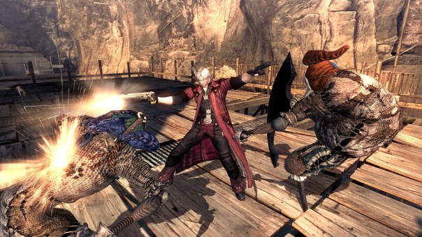 Devil May Cry 4 Special Edition | Dante