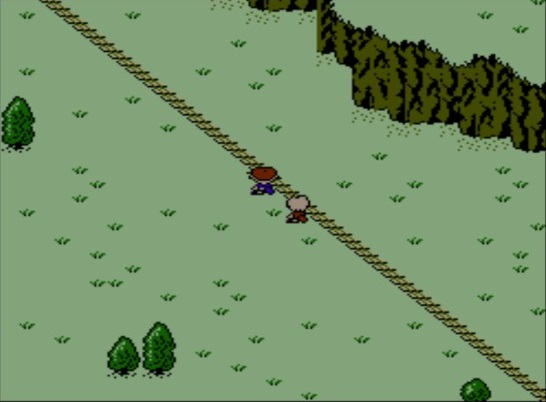 Earthbound Beginnings | Follow the Railroad Tracks