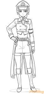 Gargantia Sequel Sukaya Character Design