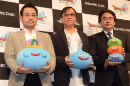 Iwata - Dragon Quest X