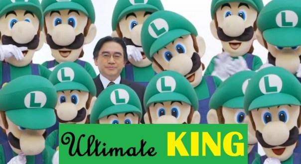 Ultimate King Satoru Iwata
