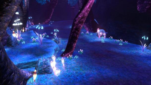 Sword Art Online Re: Hollow Fragment   Enviroment