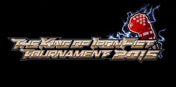 The King Of Iron Fist tournament 2015 Tekken 7