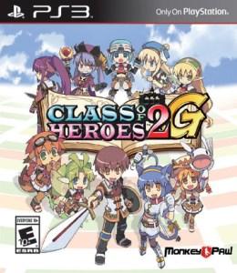 Class of Heroes 2G   oprainfall