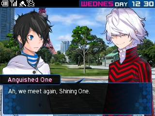 SMT: Devil Survivor 2: Record Breaker | Anguished One