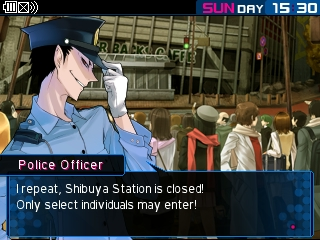 SMT: Devil Survivor 2: Record Breaker | Corrupt Cop