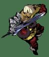 Etrian Odyssey 2 Untold - Fafnir Knight