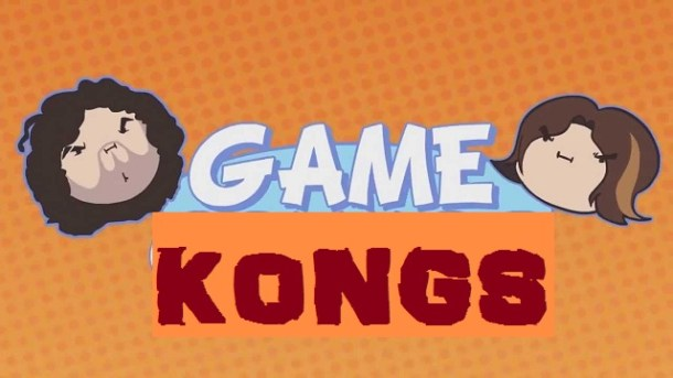 Game Grumps - King and Kong