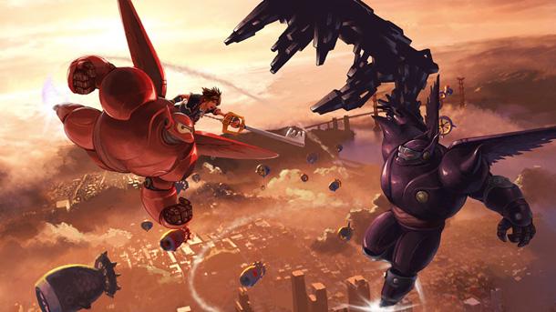Kingdom Hearts III - Big Hero 6
