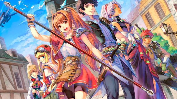 Legend of Heroes Trails in the Sky Second Chapter