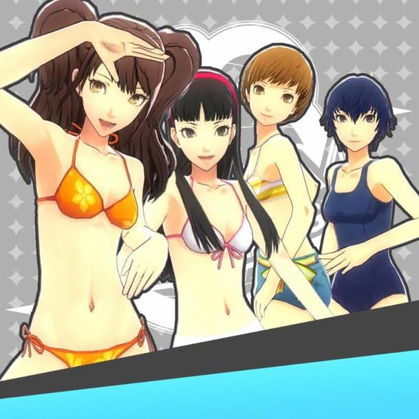 Persona 4 Free DLC