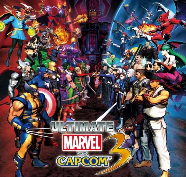 Ultimate Marvel Vs. Capcom 3 - Characters | The Future of Mega Man