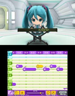 Hatsune Miku Project Mirai DX 1