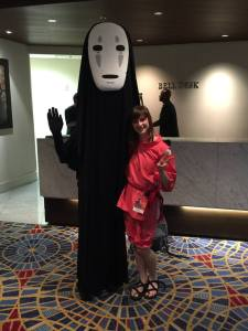 DragonCon | Spirited Away Cosplay