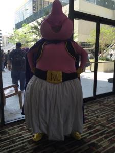 DragonCon l Dragonball Z cosplay