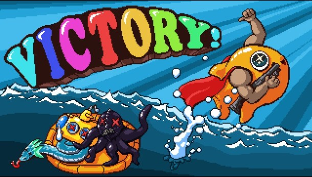 Shutshimi | Victory!