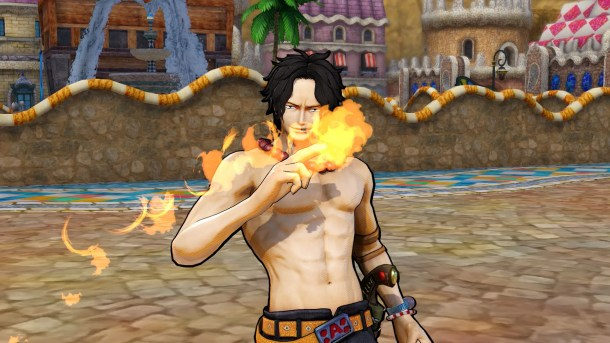 One Piece: Pirate Warriors 3 | Ace in 3D