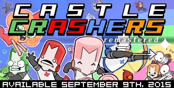 Castle Crashers Remastered new blog post