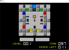 Chip's Challenge | Steam Version