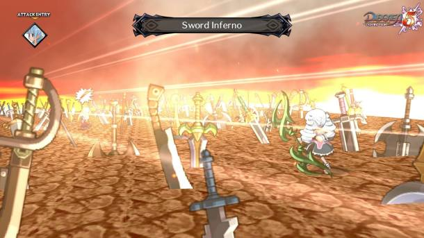 Disgaea 5 | Sword Inferno